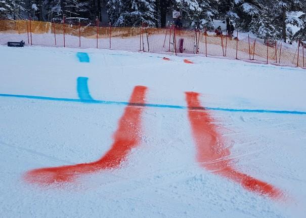 Ghost Skier Marker