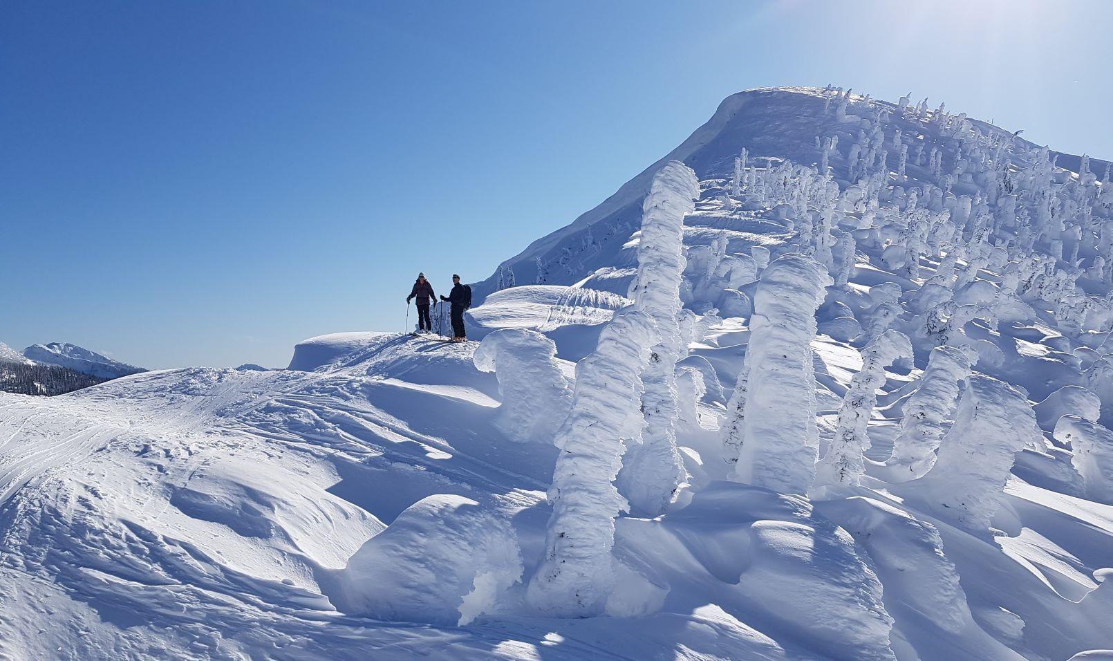 Cornice Ridge 10